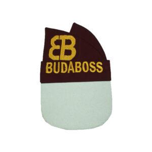 budaboss branded pocket chief